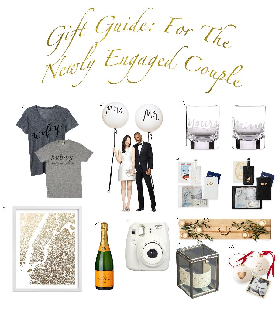 Gifts for newly dating couples